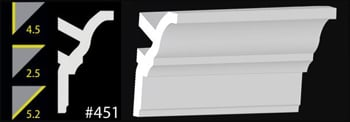 4.5.1 Crown Molding