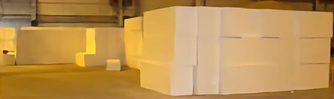 Geofoam Stadium Seating Foam