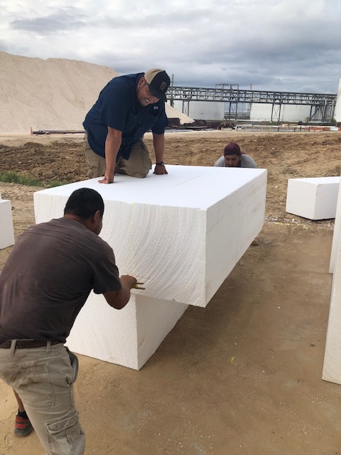 02 Eps15 Geofoam Grade Beam Foundation