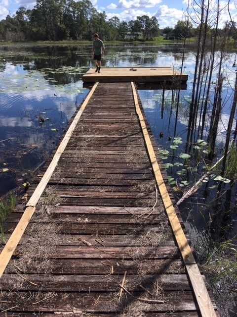 2 Floating Dock Upgrade