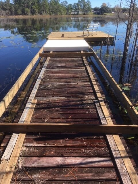 5 Floating Dock Upgrade